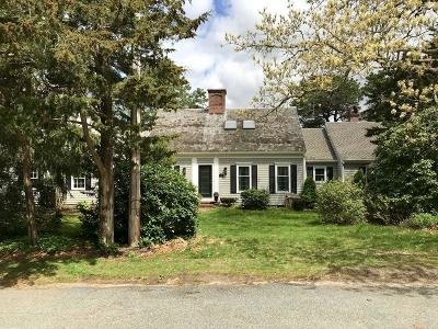 Barnstable MA Single Family Home For Sale: $1,495,000