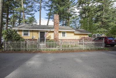 Middleboro Single Family Home For Sale: 38 Atwood Ave