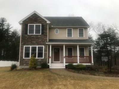 Tewksbury Single Family Home Contingent: 55 Aprils Way