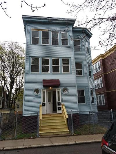 MA-Suffolk County Multi Family Home For Sale: 18 W Tremlett St