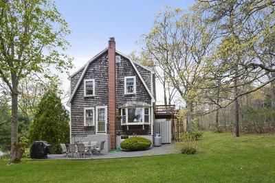 MA-Barnstable County Single Family Home New: 6 Collins Ln