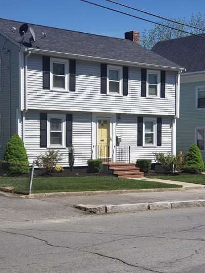 Brockton Single Family Home For Sale: 20 Elm Ave