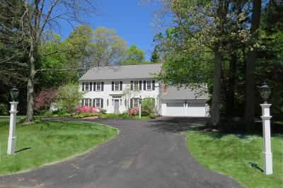Westborough Single Family Home New: 4 Stratton Drive