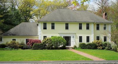 Scituate, Cohasset, Hanover, Marshfield, Hingham, Kingston, Duxbury, Plymouth, Braintree Single Family Home New: 20 Simmons Road