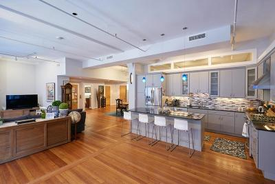 Boston Condo/Townhouse New: 134 Beach Street #2A