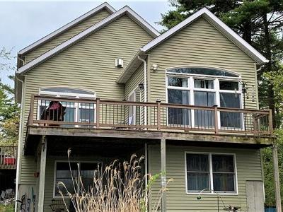 MA-Worcester County Single Family Home Back On Market: 104 Kendall Pond Rd W