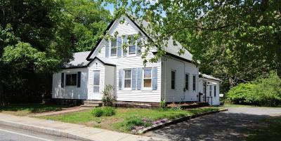 Mansfield Single Family Home New: 31 Balcom St