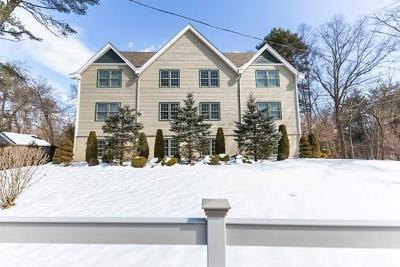Norton MA Condo/Townhouse Under Agreement: $163,000