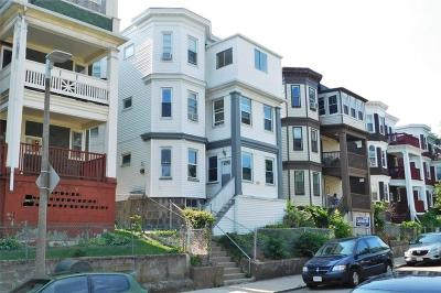 Boston Condo/Townhouse Price Changed: 42 Monadnock Street #3
