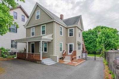 Boston Multi Family Home New: 30 Minot