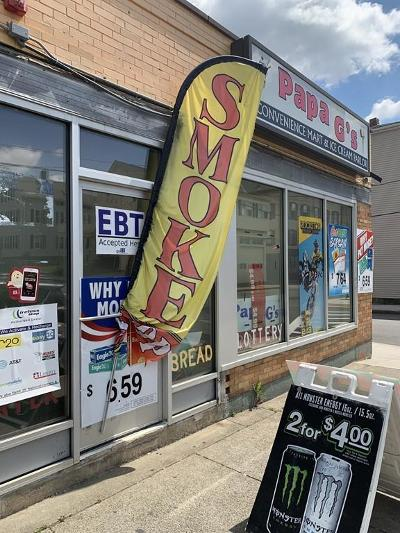 MA-Bristol County Commercial For Sale: 168 Rodman St