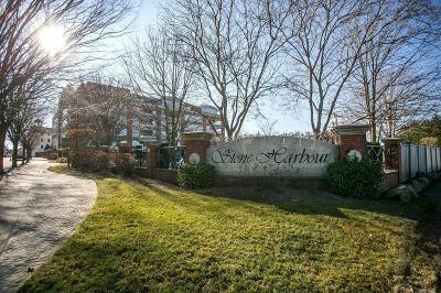 RI-Bristol County Condo/Townhouse For Sale: 345 Thames St #407 N