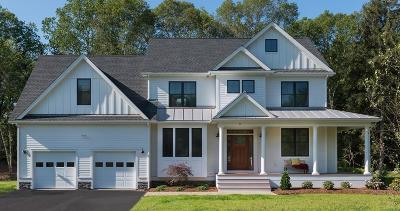 Wrentham Single Family Home For Sale: Lot 37 Lafayette