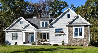 Wrentham Single Family Home For Sale: Lot 48 Lafayette Ave
