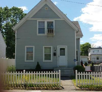 Rockland, Abington, Whitman, Brockton, Hanson, Halifax, East Bridgewater, West Bridgewater, Bridgewater, Middleboro Single Family Home New: 9 Addison Ave