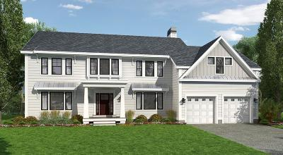 Wrentham Single Family Home For Sale: Lot 36 Lafayette
