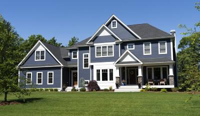 Wrentham Single Family Home For Sale: Lot 41 Rochambeau Ave