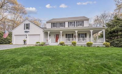Plymouth MA Single Family Home New: $549,900