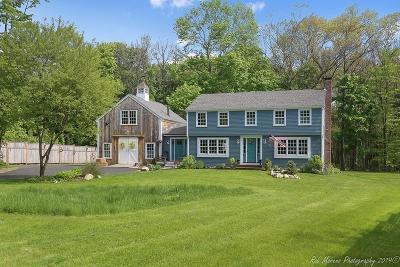 Wenham, Hamilton Single Family Home For Sale: 24 Monument Street