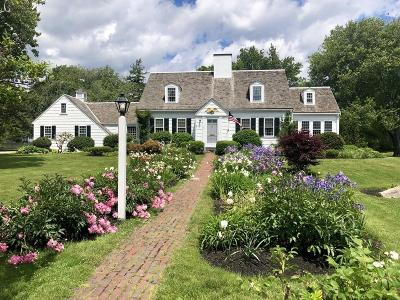 Scituate, Cohasset, Hanover, Marshfield, Hingham, Kingston, Duxbury, Plymouth, Braintree Single Family Home New: 18 Hood Road