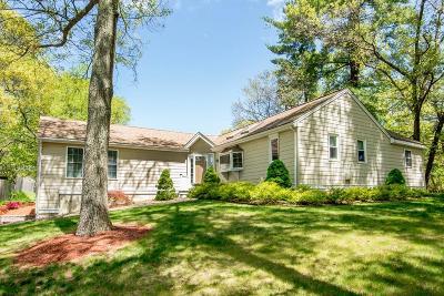 Burlington Single Family Home New: 21 Terrace Hall Ave