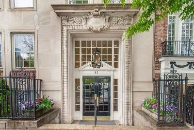 Condo/Townhouse For Sale: 81 Beacon Street #2
