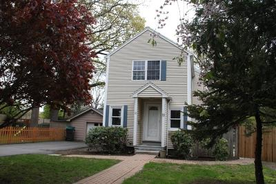 Natick Single Family Home For Sale: 10 Vermont Ave
