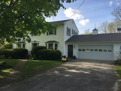 Single Family Home New: 95 Marshall Street