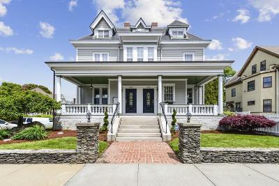 Fall River Multi Family Home New: 258-260 Prospect St