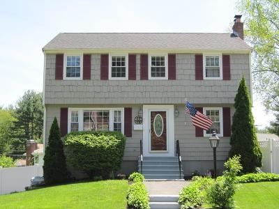 Bellingham Single Family Home For Sale: 37 Arapahoe Rd
