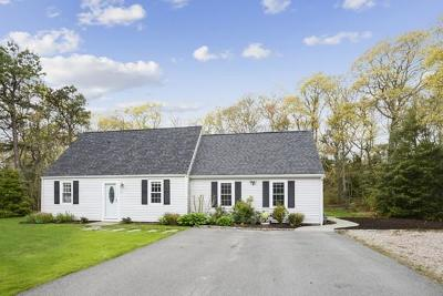 Falmouth Single Family Home Price Changed: 45 Doran Drive