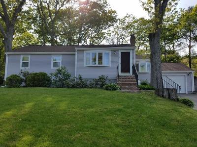 Randolph Single Family Home New: 9 Tangen St