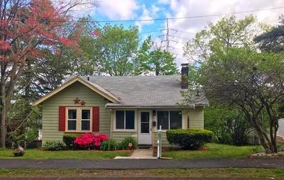 Needham Single Family Home For Sale: 31 Gayland Rd