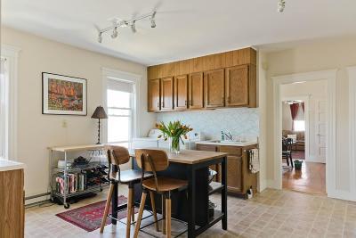 Boston, Cambridge Rental New: 248 Walden St #3