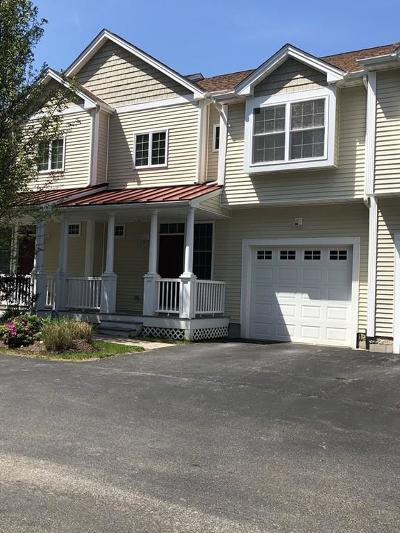 Cumberland RI Condo/Townhouse New: $349,900