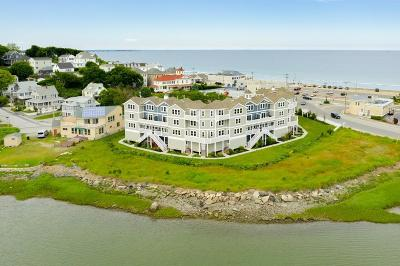 Hingham, Hull, Scituate, Norwell, Hanover, Marshfield, Pembroke, Duxbury, Kingston, Plympton Condo/Townhouse Extended: 7 Bay Street #8