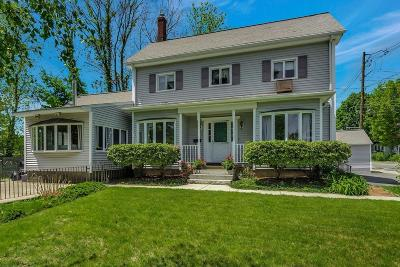 Woburn Single Family Home New: 34 Lowell Street
