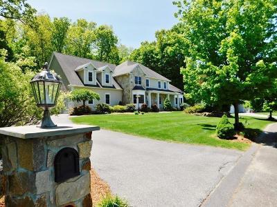 Wilbraham Single Family Home For Sale: 3 Patriot Ridge Lane