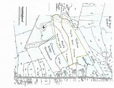 Middleboro Residential Lots & Land For Sale: Lot 0 Highland St (Off)
