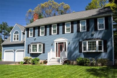 Mansfield Single Family Home Contingent: 10 Elmwood Ct