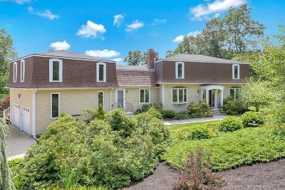 Wenham, Hamilton Single Family Home For Sale: 13 Burnham Road