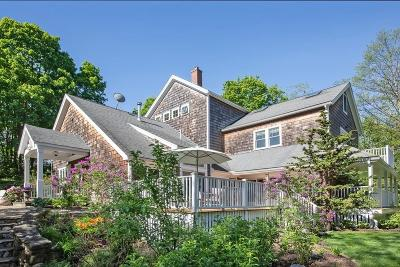 Cohasset, Weymouth, Braintree, Quincy, Milton, Holbrook, Randolph, Avon, Canton, Stoughton Single Family Home New: 10 Stevens Lane