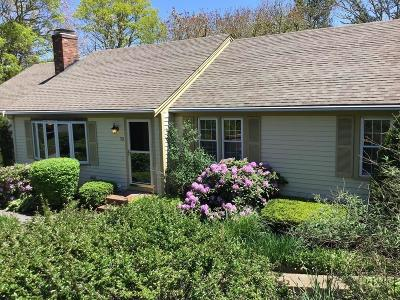 Brewster Single Family Home For Sale: 30 Old Salem Rd