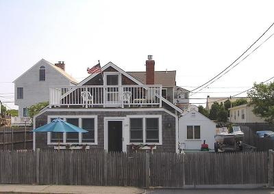 Scituate Single Family Home For Sale: 143 River St