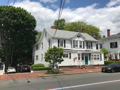 Peabody Multi Family Home New: 45 Washington Street