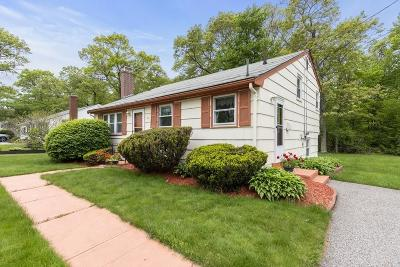 Randolph MA Single Family Home New: $349,000