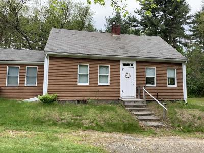 Middleboro Single Family Home For Sale: 227 Plymouth