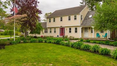 Freetown Single Family Home For Sale: 18 Winfield St