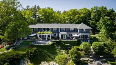 Cohasset MA Single Family Home For Sale: $7,195,000