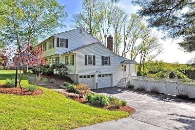 Grafton Single Family Home For Sale: 64 George Hill Road